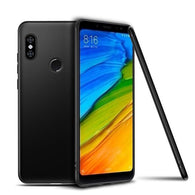 Xiaomi Mi Max 3 Case Soft Gel Matte Black