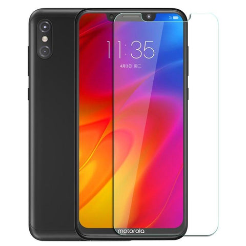 Motorola P30 Tempered Glass Screen Protector Guard (Case Friendly) - That Gadget UK