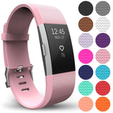 Fitbit Charge 2 Silicone Sports Band Strap - That Gadget UK
