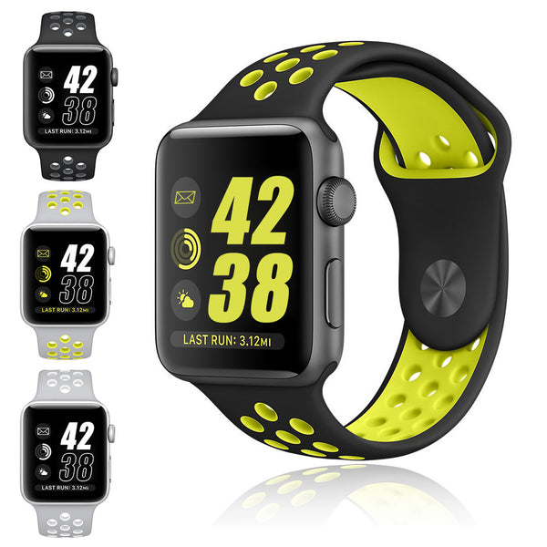 Apple Watch Sports Band (Series 1 - 3) - That Gadget UK