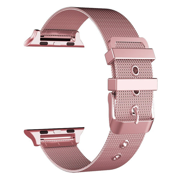 Apple Watch Luxury Milanese Buckle Band (Series 1 - 5) - That Gadget UK