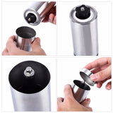 Stainless Steel Burr Coffee Grinder - That Gadget UK