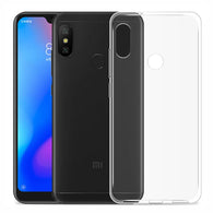 Xiaomi Mi A2 Lite Case Clear Gel