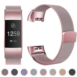 Fitbit Charge 3 Luxury Milanese Loop Band Strap - That Gadget UK
