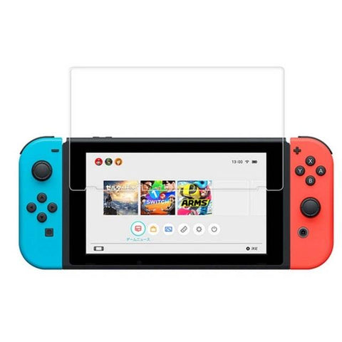 Nintendo Switch Tempered Glass Screen Protector Guard - That Gadget UK