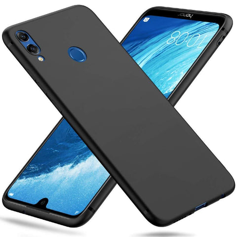 Huawei Honor 8X Case Ultra Slim Matte Black - That Gadget UK