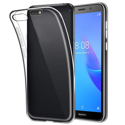 Huawei Y5 lite (2018) Case Clear Gel - That Gadget UK