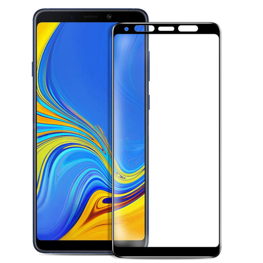 Samsung Galaxy A9 (2018) Tempered Glass Screen Protector Full Coverage - That Gadget UK