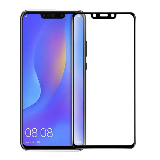 Huawei P Smart+ (nova 3i) Tempered Glass Screen Protector Full Coverage - That Gadget UK