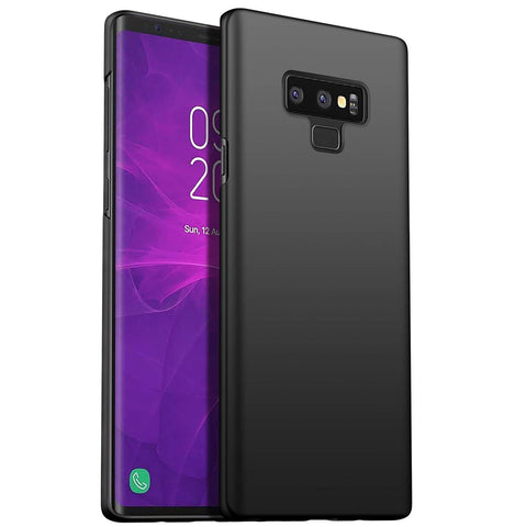 Samsung Galaxy Note 9 Case Ultra Slim Matte Black - That Gadget UK