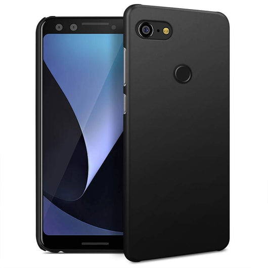 Google Pixel 3 Case Ultra Slim Matte Black - That Gadget UK