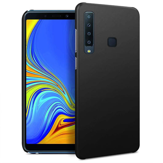 Samsung Galaxy A9 (2018) Case Ultra Slim Matte Black - That Gadget UK