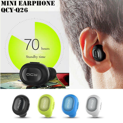 Spy Headset mini Bluetooth Inovatif
