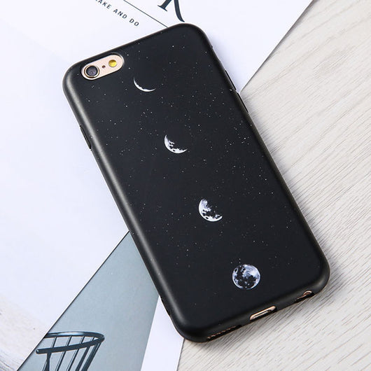 Moon Case For iPhone 7 / 6 / 6S / Plus