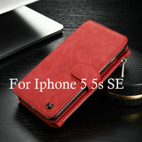 Genuine Leather Cases for iPhone Models
