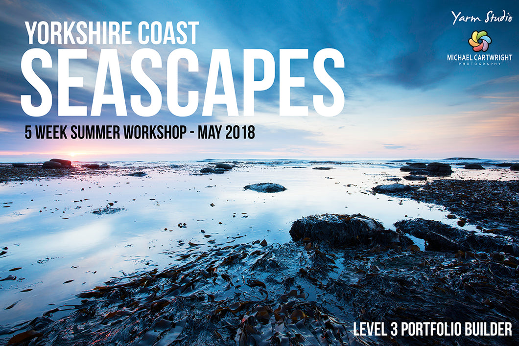 SEASCAPES - North Yorkshire Level 3