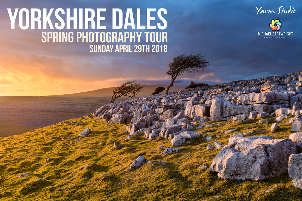 Yorkshire Dales - Spring Photography Tour (29th April 2018)