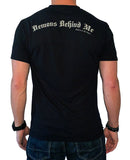 Men's Black Moisture Management Indestructible T-Shirt - Gray Ink