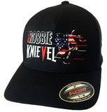 Team Robbie Knievel - Demons Behind Me Co-Branded Wheelie Flexfit Cap
