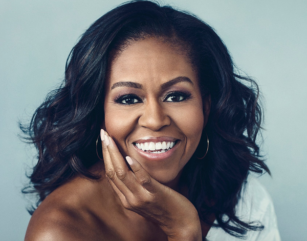 VSNARY of the month - Michelle Obama