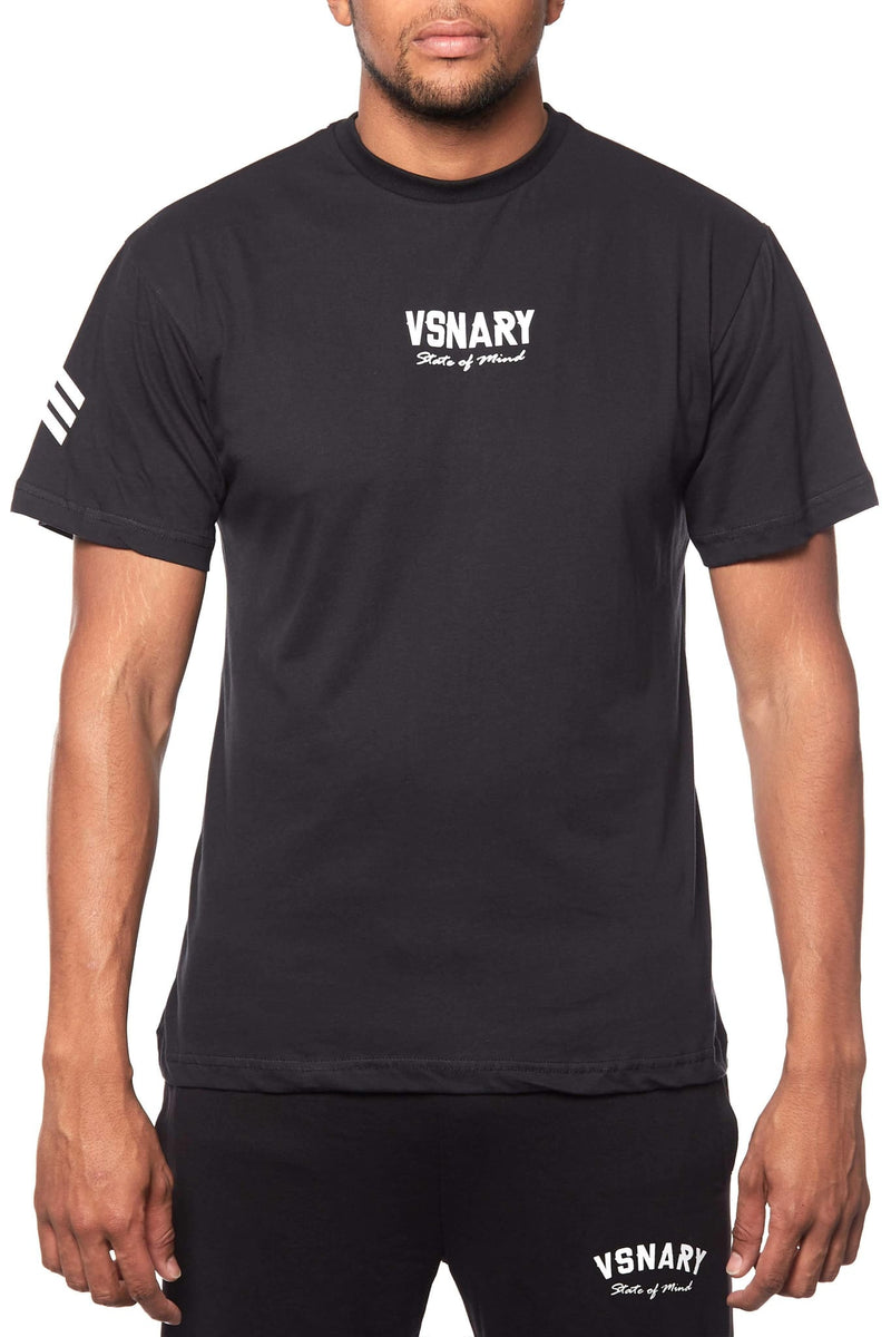 OUR VISION T-SHIRT - BLACK - T-Shirts