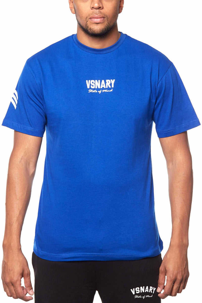 OUR VISION T-SHIRT - BLUE - T-Shirts