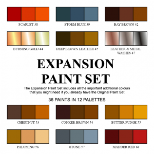 000 - Expansion Paint Set