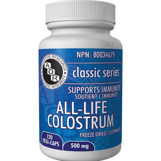 All-Life Colostrum 120 caps