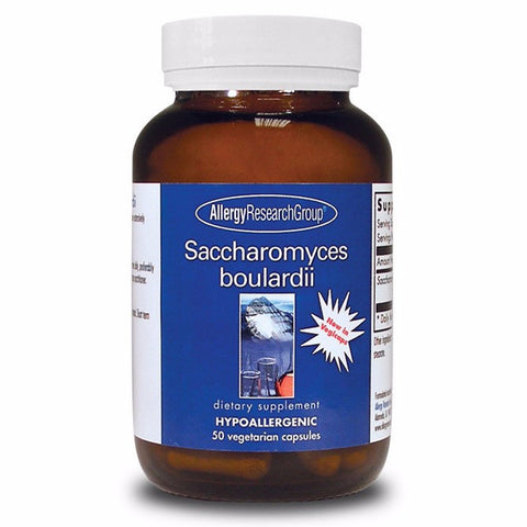 Allergy Research Saccharomyces Boulardii