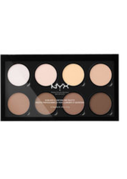Highlight and Contour PRO palette by NYX Cosmetics