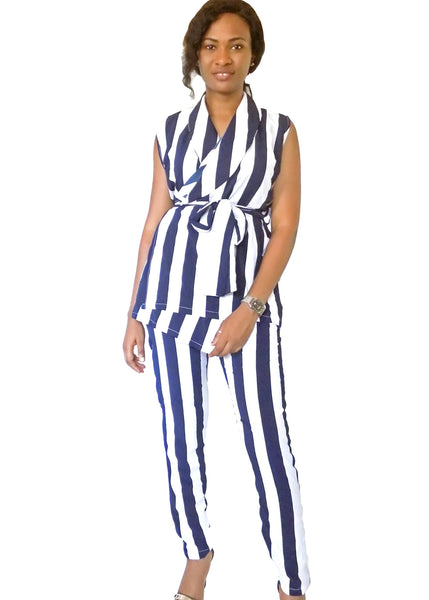 Adey soile trouser set