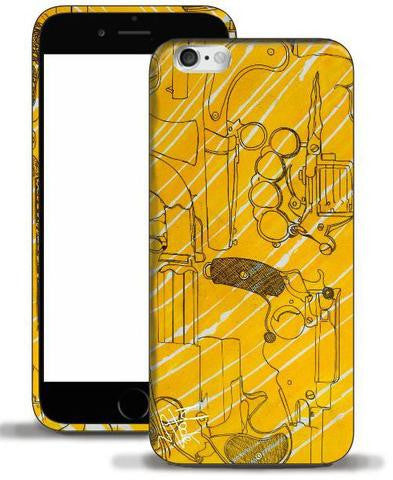 STUDIO OF MODE-IPHONE6/6S CASE-COLO GUNS