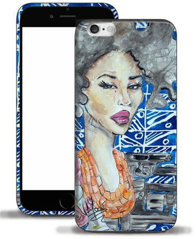 STUDIO OF MODE-IPHONE 6S CASE-LOLA