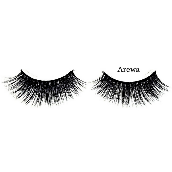 AREWA 3D Silk Eyelashes by UBERCHIC VILLE
