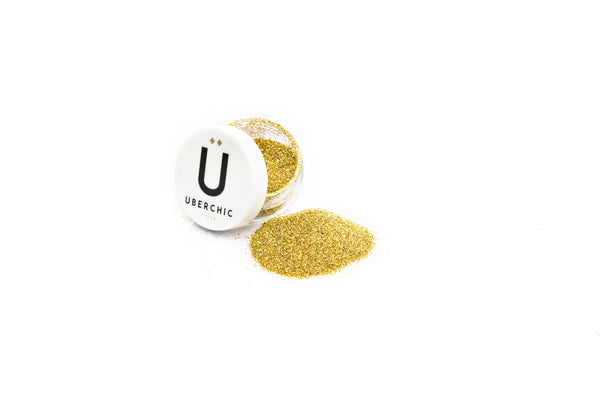GOLD DIGGER -GLITTER by UBERCHIC VILLE
