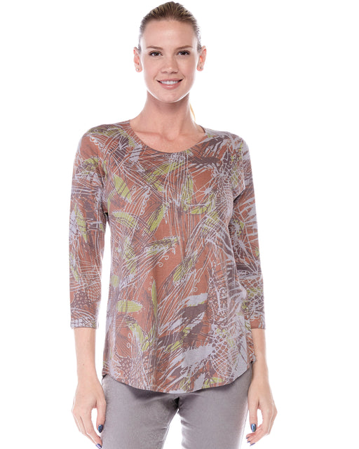 Tunic 2 in Abstract Expressionism Print - Atelier5
