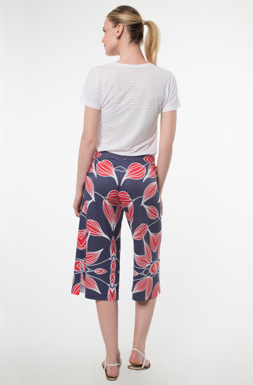 cropped pants oignons - Atelier5