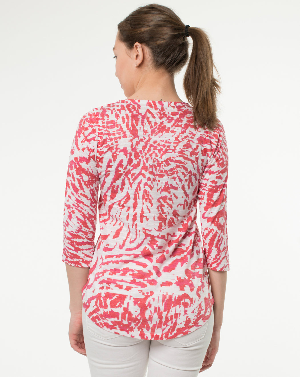 Tunic 2 in Léopard Print - Atelier5