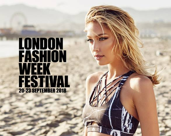 Nubyen Activewear partners with the British Fashion Council at  London Fashion Week