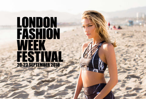 london fashion week, activewear, nubyen, nubyen second skin, nubyen active wear