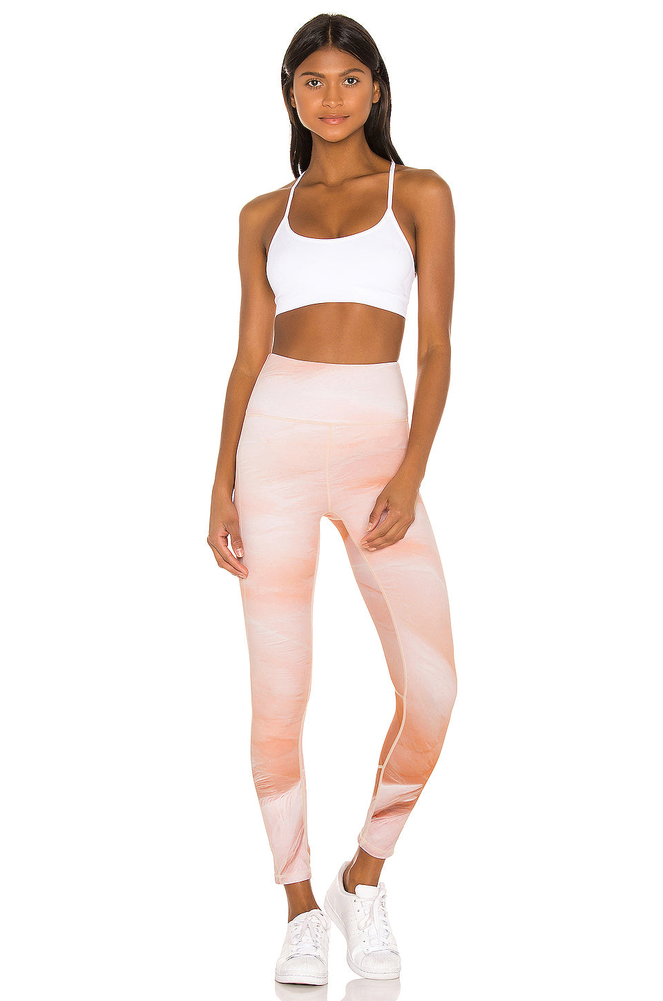 Nubyen activewear leggings, revolve nubyen activewar, celestal activewear leggings , best selling activewear leggings, nubyen nude lip plumper
