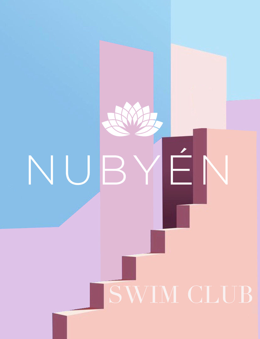 Nubyen Soho Swim Club Bikini Bottoms
