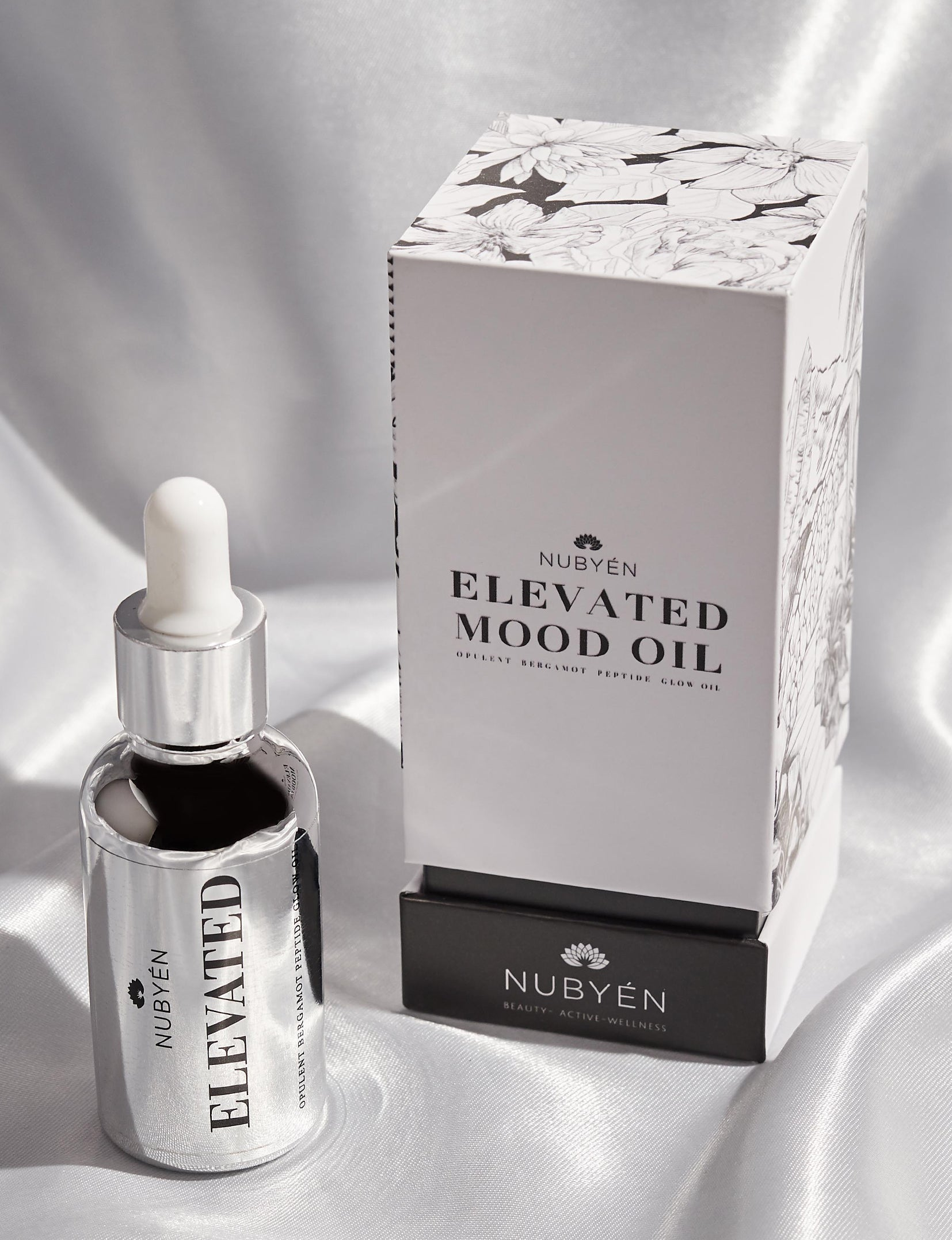 Nubyen Elevated mood oil, nubyen wellness, nubyen pillow spray, nubyen mood lifter, nubyen , nubyen beauty, nubyen mood , mood enhancer , best selling pillow spray, vegan pillow spray