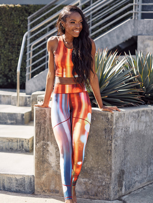 Lagos Second Skin Activewear Leggings - Nubyen