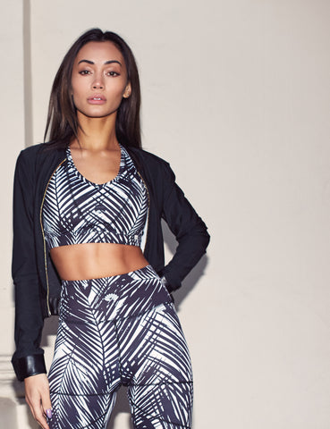 Nubyen & Chill Hoxton Lounge sweatsuit Top