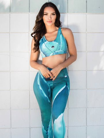Tel Aviv Nubyen Activewear Leggings
