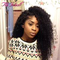 7A Unprocessed Malaysian Curly Hair 3 Bundles