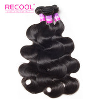 Malaysian Virgin Hair Body Wave 3 Bundles 8A