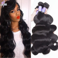 Malaysian Virgin Hair Body Wave 4 bundles