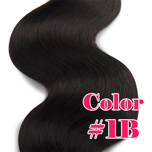Peruvian Remy Human Hair Weave Straight 100% Human Hair